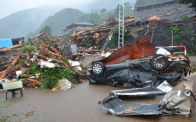 Terremotos em Kumamoto podem ter ligação com falha geológica que atravessa o arquipélago