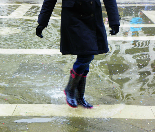 Venice - Acqua Alta Rising