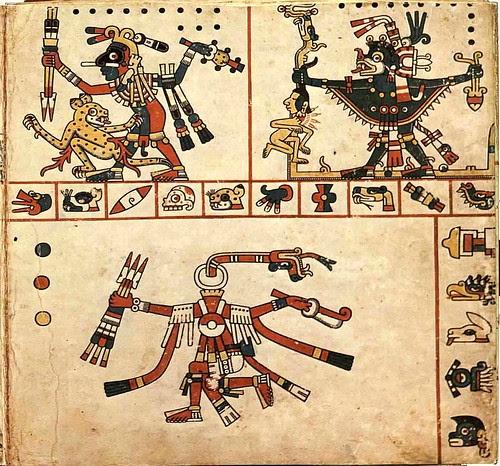 Codex Fejervary Mayer (famsi) m
