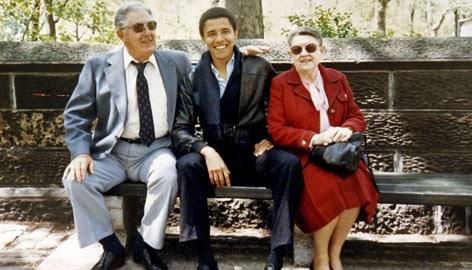 Obama's grandmother