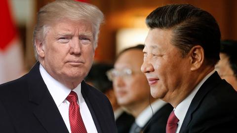 Tổng thống Donald Trump, Tập Cận Bình, Thượng đỉnh Mỹ - Trung, hạt nhân Bắc Triều Tiên