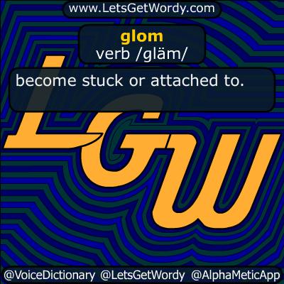 glom 07/05/2018 GFX Definition