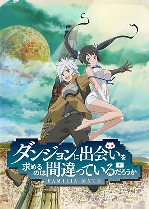 Dungeon ni Deai wo Motomeru no wa Machigatteiru Darou ka [13/13] [HD] [Sub Español/Audio Latino] [MEGA]