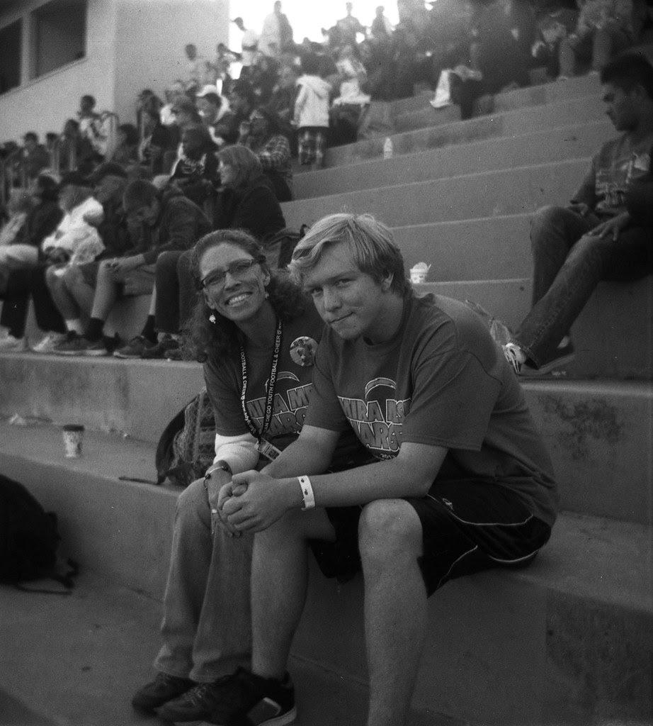 At the Q-Bowl