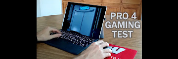 Surface Pro 4 For Gaming