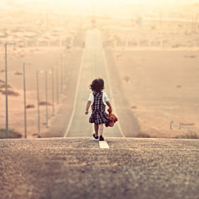 Journey with brownie by MQ Naufal (naufal)) on 500px.com