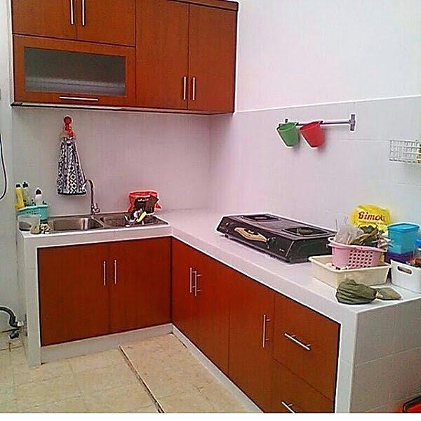 Gambar desain rumah minimalis murah biaya contoh u for Biaya kitchen set per meter