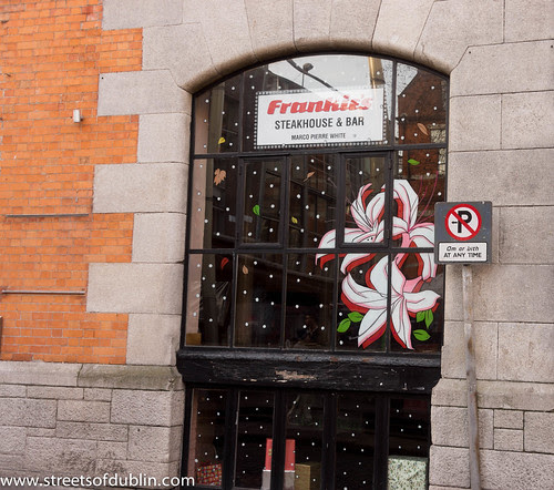 Frankie Makes way for McDonalds In Temple Bar by infomatique