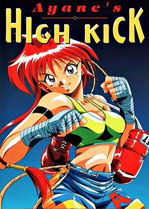 Ayane-chan High Kick! [01/01] [HDL] 490MB [Sub Español] [MEGA]