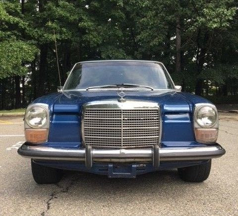 1973 Mercedes-Benz 220D w115 a California car - Classic ...