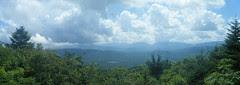 Blackhead Range Panorama 4