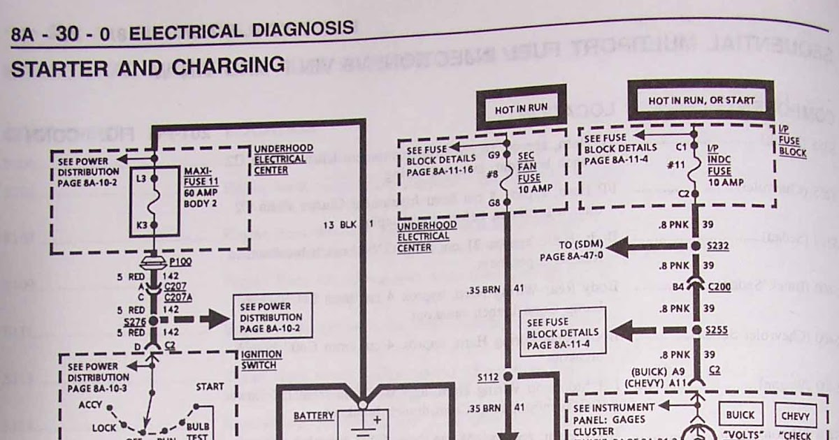 94 Lt1 Wiring Diagram