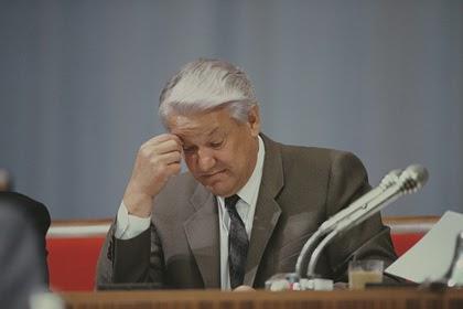Названы причины провала попытки арестовать Ельцина «Альфой»