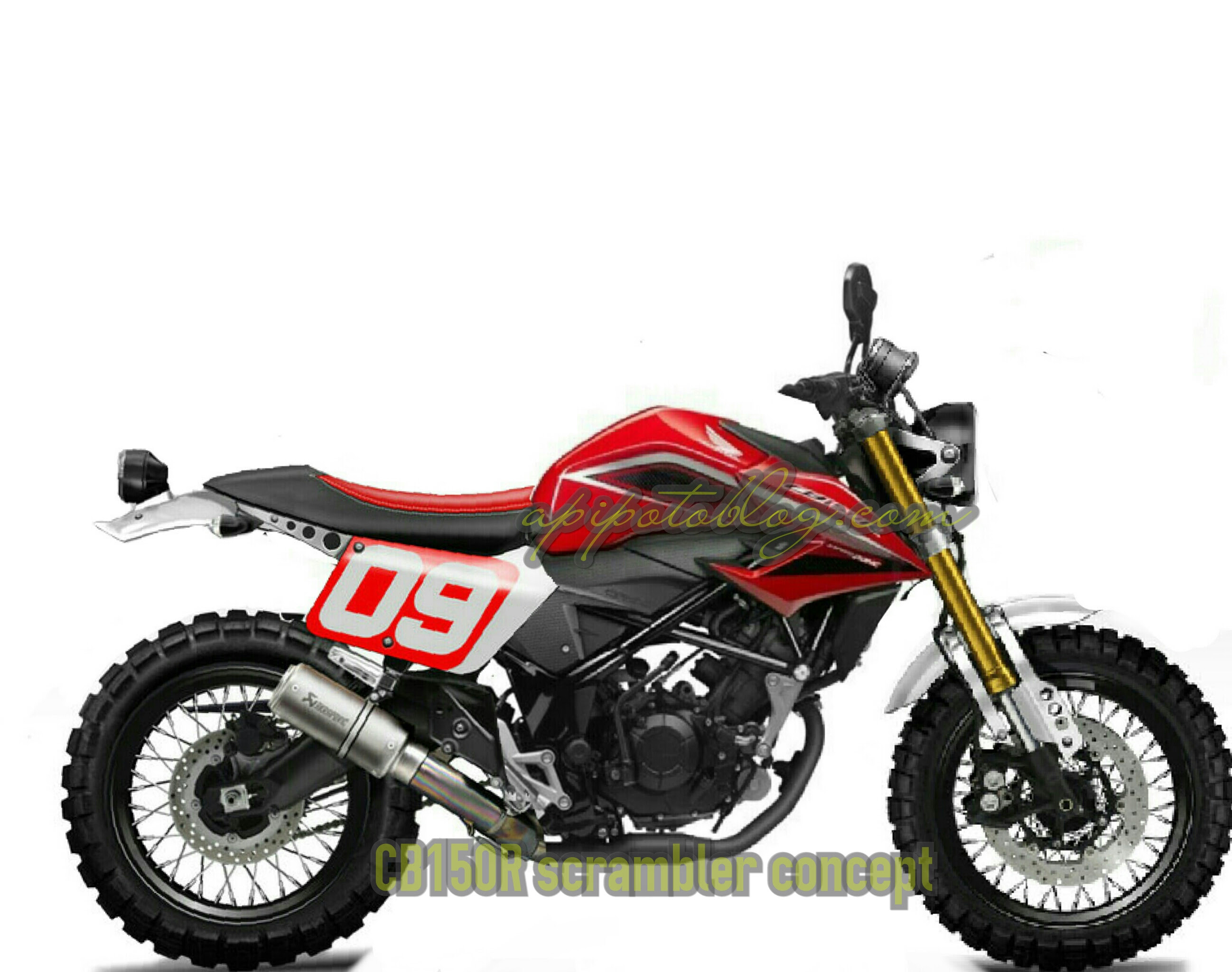 110 Modifikasi Motor Honda All New Cb 150r Modifikasi Motor Honda