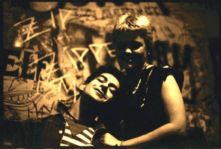karlos and belinda at the masque