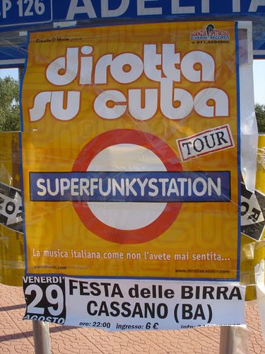 Super Funky Station roundel taken by Jon T