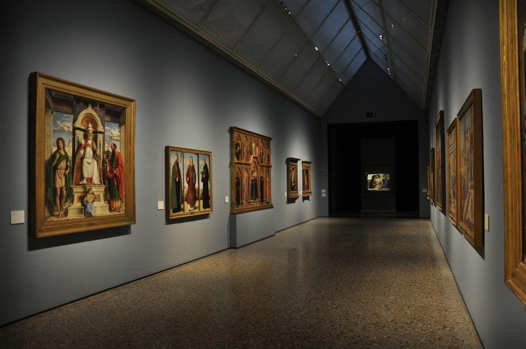 Risultati immagini per freddo pinacoteca di brera
