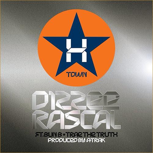 Dizzee Rascal – H Town f. Bun B & Trae Tha Truth (prod. A-Trak)