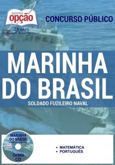 Marinha do Brasil (Fuzileiro)-SOLDADO FUZILEIRO NAVAL