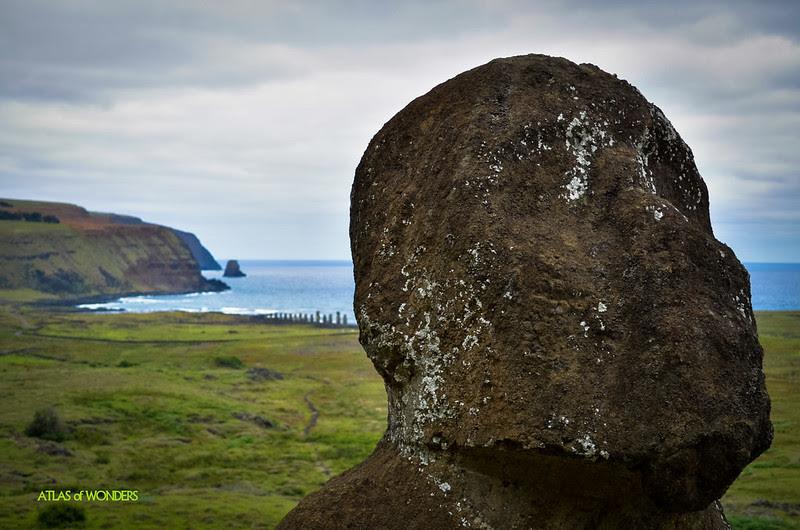 Moai Sentado Tukuturi