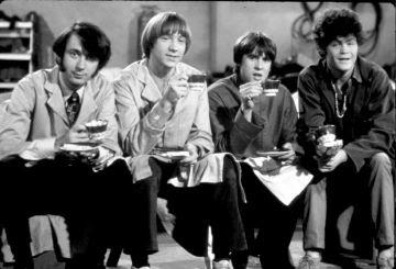 Os adoráveis The Monkees, apenas uns rostos que nem cantavam nem tocavam.