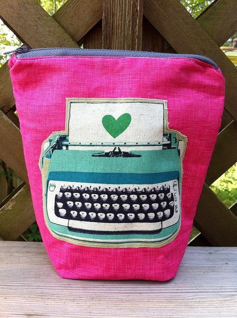 Typewriter zip