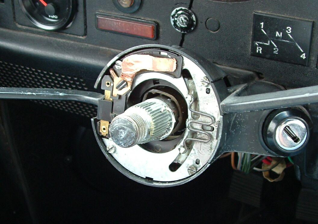 Steering Column Work