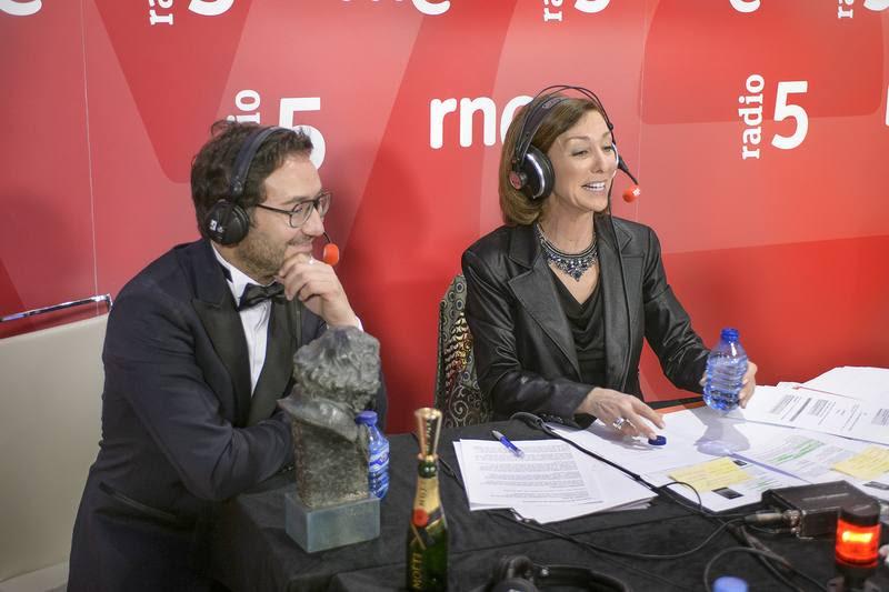 En RNE, especial 'De Película', con Yolanda Flores