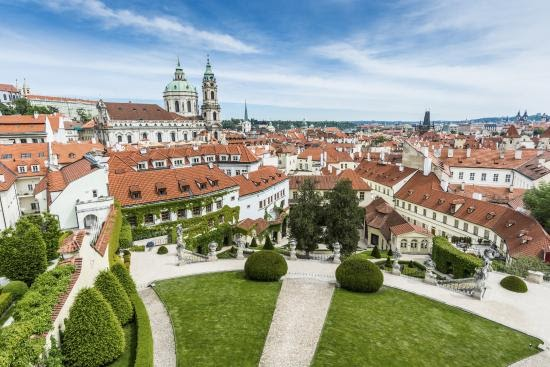 Luxury and travel hub w hotels to open in prague for W hotel prague