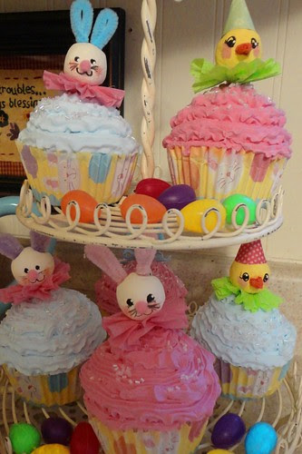 cuppie cakes