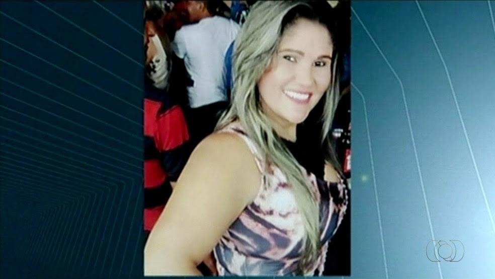 Jovem baleada em Gurupi precisa ser transferida para hospital em Palmas (Foto: Reprodução/TV Anhanguera)