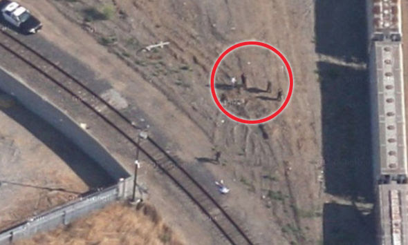 The Shocking Images Caught On Google Earth Travel News