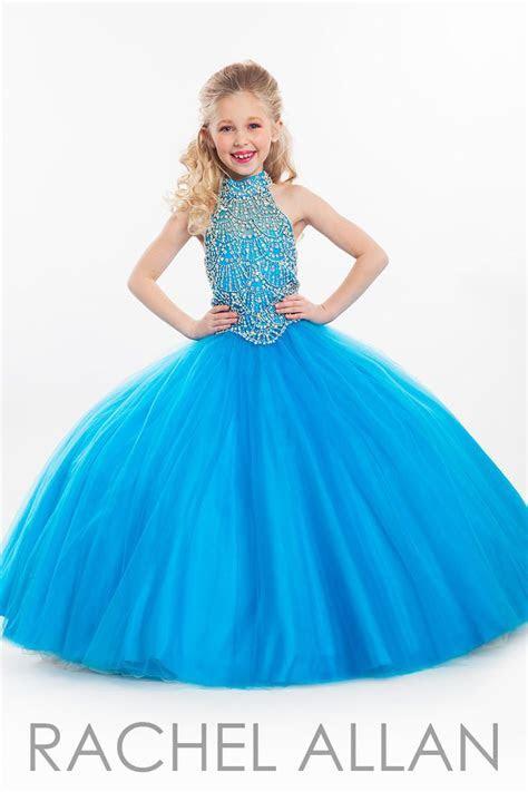 Rachel Allan Little Girls Pageant Dress Style 1604   Girls