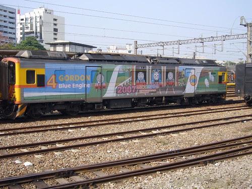 火車好多節彩繪-3
