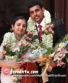 Shijo Susan Marriage Album Photo Gallery Thiruvalla Kerala