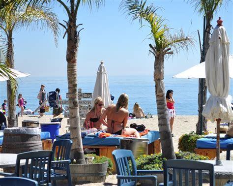Breakfast at Paradise Cove Beach I 28128 Pacific Coast