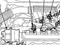 Repair Diagrams for 1997 Honda Civic Engine, Transmission ...