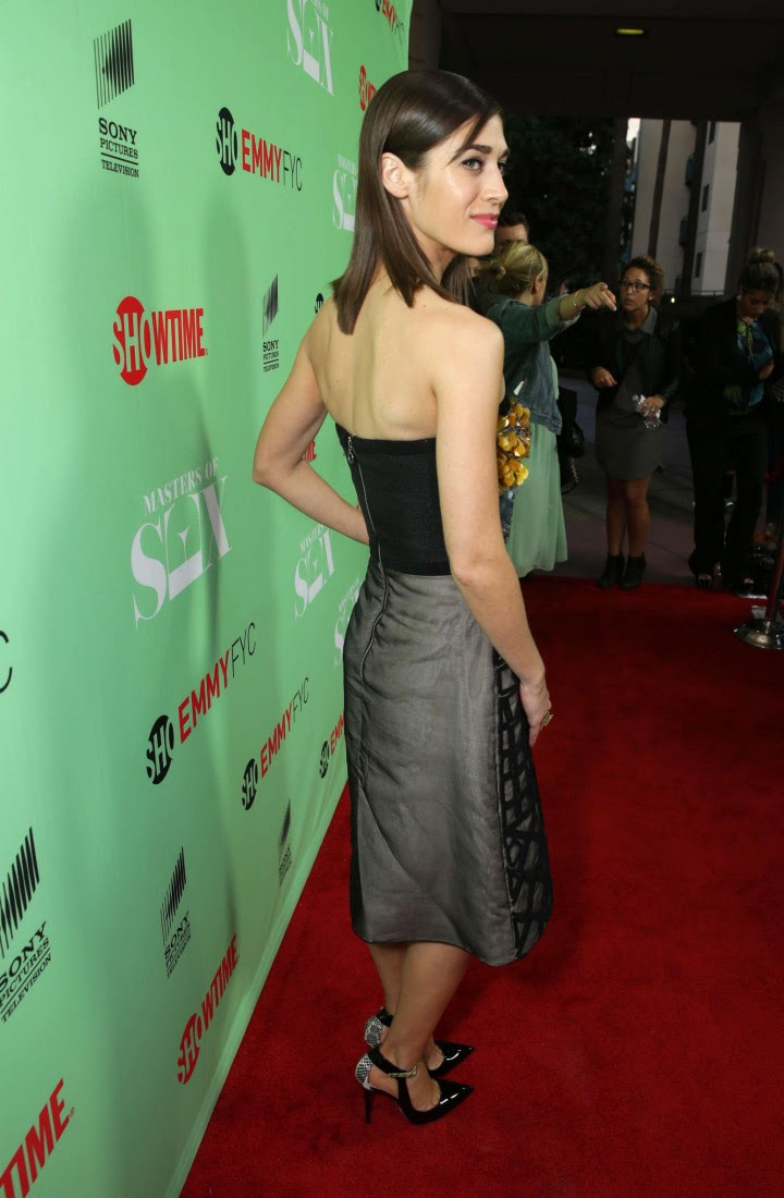 Lizzy Caplan – An Evening with Masters of Sex -16