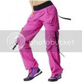 Zumba Fitness Women's Ultimate Orbit Cargo Pants