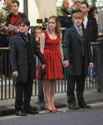 harry potter and the deathly hallows filming. Harry Potter amp; The Deathly