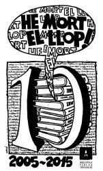 logo 10anys biblioteca Dissenymarcperezolivandefinitiu web