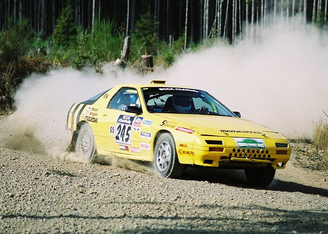 Carey Wright - Mazda RX-7