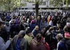 Disparos al alma: así es el drama de los refugiados