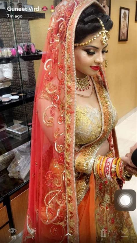Guneet Virdi Famous Bridal Make Up Artist in New Delhi