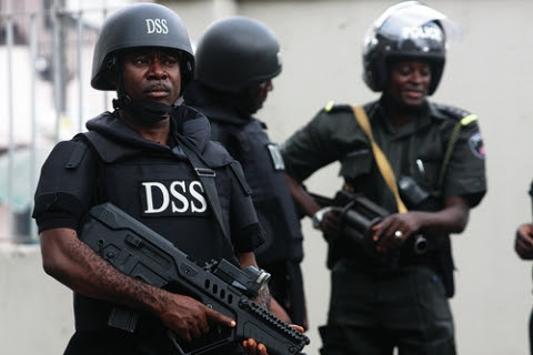 Image result for Operatives of the Department of State Services, DSS, have arrested the National Commandant of Peace Corps of Nigeria (PCN), Mr. Dickson Akoh and over 40 other members of the Corps.
