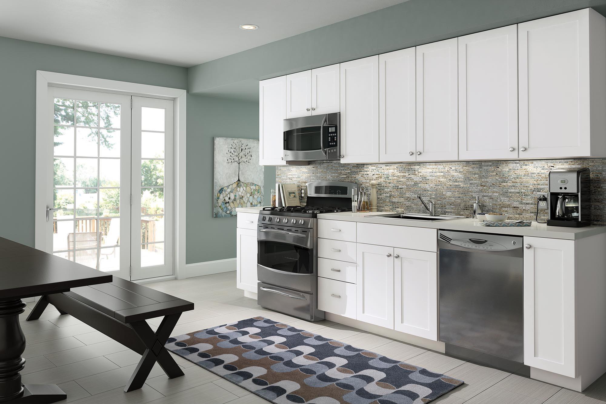 Aristokraft Cabinetry Gallery — Kitchen & Bath Remodel ...