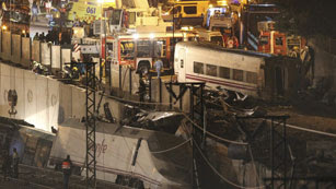 Ver vídeo  'El accidente de Santiago, el primero con muertos en línea de Alta Velocidad'
