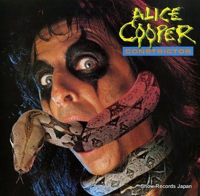 アリス・クーパー constrictor Vinyl Records
