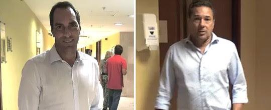 Luxa e Edmundo fecham acordo por dívida: R$ 2,35 mi (Editoria de arte)