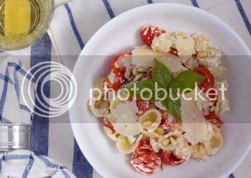 River Cafe Pasta Pomodoro Recipe